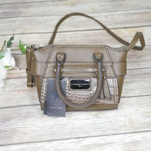 Christian Lacroix | Marseille Mini Satchel Mocha